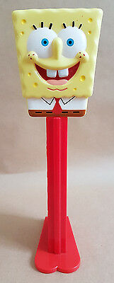 Giant Pez SpongeBob Squarepants Candy Dispenser - Over 30cm Tall - VHTF