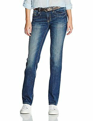 (TG. W29/L32) Blu (stone blue denim) TOM TAILOR Alexa, Donna, Blu (Stone Blue De