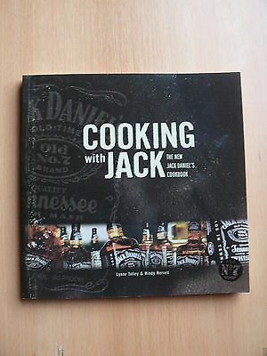 Jack Daniels Cookbook/Kochbuch -- Cooking with Jack -- The new J. D. Cookbook