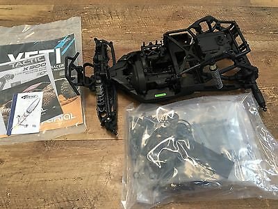 Axial 1/10 Yeti Complete Rolling / Roller Chassis w Drivetrain