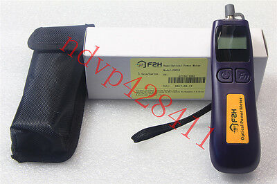 -70~+10 dbm Mini Fiber Optic Power Meter Wavelength 850/1300/1310/1550/1490/1625