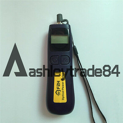 -70~+10 dbm Mini 850/1300/1310/1550/1490/1625 Fiber Optic Power Meter Wavelength