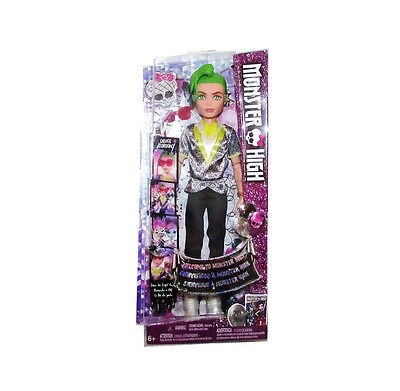 Welcome to Monster High Deuce Gorgon Doll NEW IN BOX