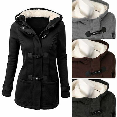 New Winter Women Lady Thicken Warm Coat Hood Parka Long Jacket Overcoat Outwear