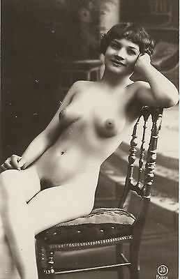French postcard ----Relaxing