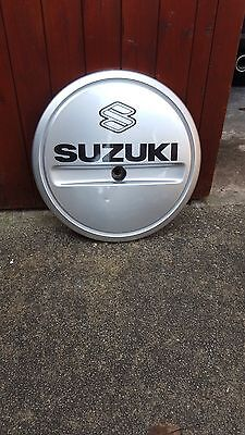 Suzuki Jimny Spare Wheel Cover.