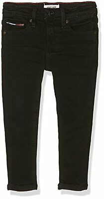 Schwarz (Don Pietro Black OD Stretch 911) (TG. 6 anni) Tommy Hilfiger Scanton Sl