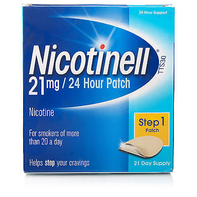 Nicotinell Patch T.T.S 21 Day Pack