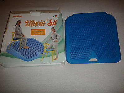 Boxed and unused Gymnic Movin Sit DHD Air Cushion