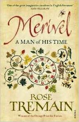 Merivel: A Man of His Time, Tremain, Rose, New Book