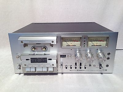 Pioneer CT-F1000 Cassette Deck, Serviced