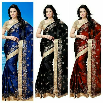 Designer Bollywood Indian Pakistani Sari Saree