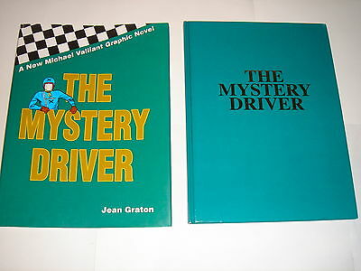 RARE    THE MYSTERY DRIVER édition collector limitée MICHEL VAILLANT Jean Graton