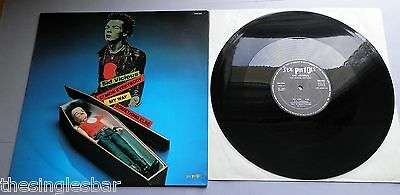 "Sid Vicious - Heritage 1979 French Barclay 3 Track 12"" Single Sex Pistols"