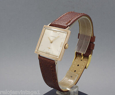 New Old Stock Dress 60s CERTINA goldfilled vintage MECHANICAL watch NOS 19-30