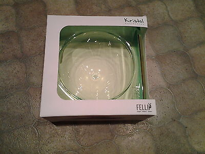 FELLIP pet bowl from the kristal collection