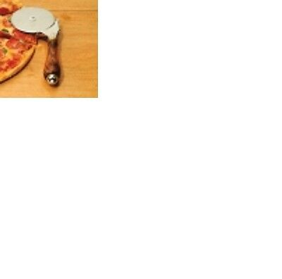 4 in. Deluxe Stainless Steel Pizza Cutter Kit
