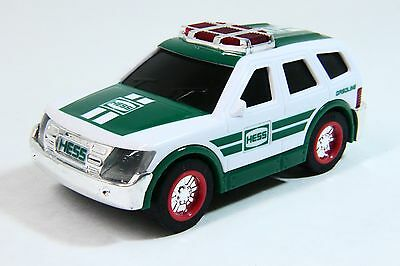 2012 HESS Toys  Rescue Vehicle From Helicopter & Rescue Vehicle Set