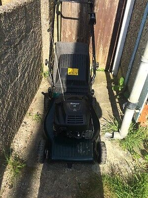 Hayter Ranger 48 Self Propelled Lawn Mower Serviced Sharpened Kent