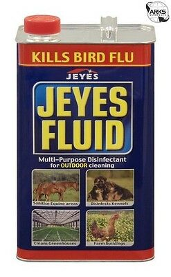 JEYES JEYES FLUID Multi-Purpose Disinfectant - JEY5