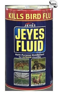 JEYES JEYES FLUID Multi-Purpose Disinfectant - JEY25