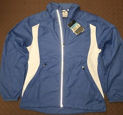 Nike Youth Unisex Running Jacket Light Weight Size M Uk 10-12 Yrs