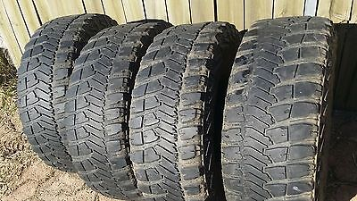 Mud tyres 35's Goodyear Wrangler 35x12.5r15