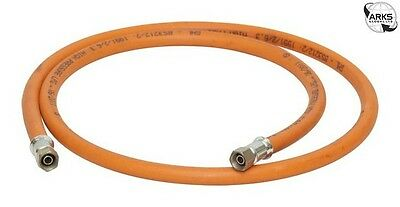 "Gas Hoses with 1/4"" BSP Female Fittings - GAS35"