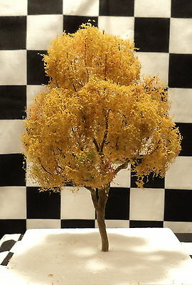 """Jtt Scenery 96047 Professional Series 5 1/2"""" Early-Fall Deciduous Tree  O Scale"""
