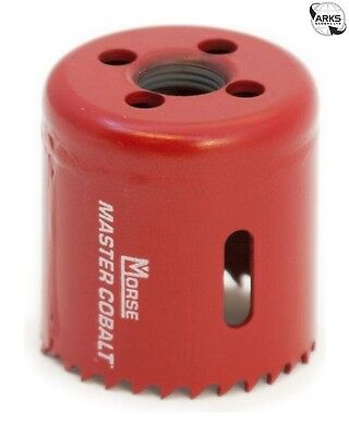 "MORSE Hole Saw Bi-Metal 1 1/2"" (38mm) - TNAV24"