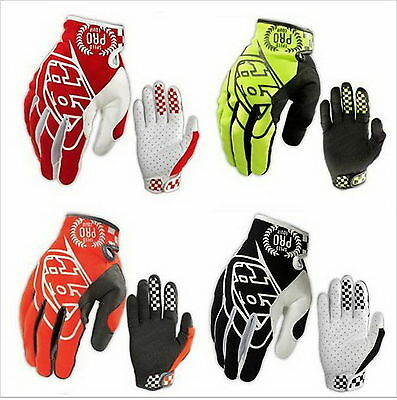 AU Troy Lee Designs MOTO GP Motorcycle Gloves TLD Motocross Bike Cycling Gloves