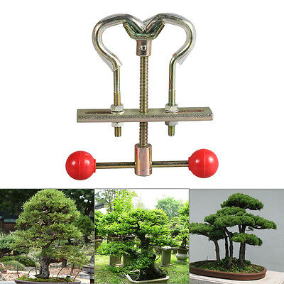 Alloy Steel Garden Care Gardening Bonsai Tool Kit Treen Branch Trunk Bender lj