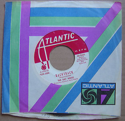THE BAY RIDGE  I can´t get her out US 45 ATLANTIC*MOD GARAGE PSYCH DANCER*