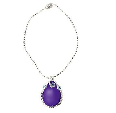 New Musical Amulet, Sofia The First Necklace Pendant, Glows Softly, Multi-Color
