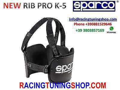 Corpetto Paracostole Kart Sparco Rib Pro K-5  Xs- Xxl Rib Protector Vest
