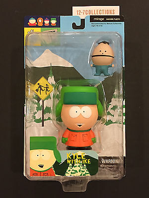 Kyle with Ike South Park Mirage Series 1 action figure toy