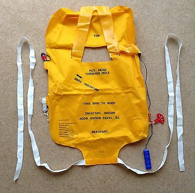 Beaufort Mk20 Airline Inflatable Life Jacket - 1996