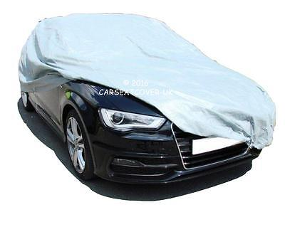 AUDI A3 RS3 Sportback (15 on) PREMIUM Water Resistant Breathable CAR COVER