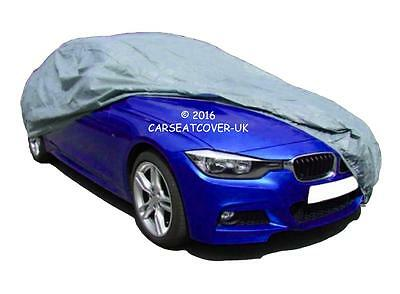 AUDI A3 CABRIOLET 2008-13 PREMIUM FULLY WATERPROOF CAR COVER COTTON LINED LUXURY