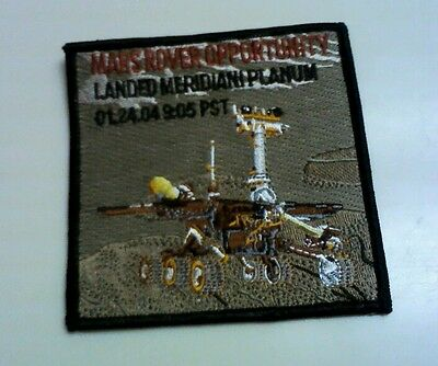 Space shuttle NASA sts patch rare Mars rover landing