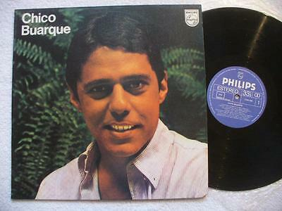 """CHICO BUARQUE """"SAME"""" SEHR RARE 70er PORTUGAL ORIG. PHILIPS LP TOP MINT + INSERT"""