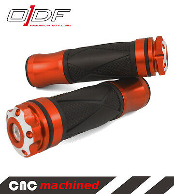Hand Handle Bar Grips Adly Moto (Her Chee) Scooters , Xtreme, orange