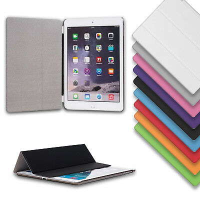 Smart Cover Magnetica + Back Case Apple iPad 2/3/4 Mini Air Custodie