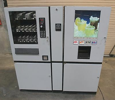 Automatic Products AP C Series snack soda combination vending machines Las Vegas
