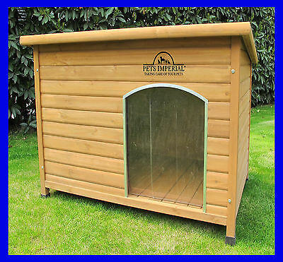 Insulated Extra/Large Dog Kennel House With Removable Floor Easy Clean2