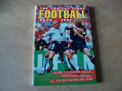 The Topical Times Football 1997 Book