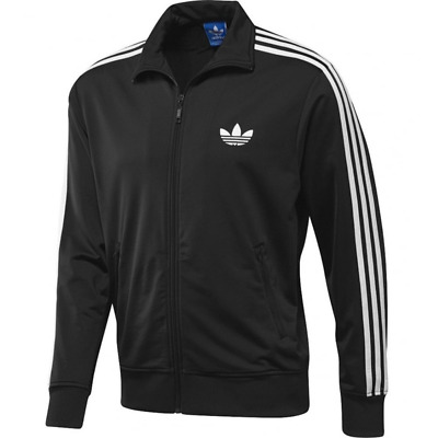 Adidas Firebird White / Black (A51) S23129 Mens Track Top