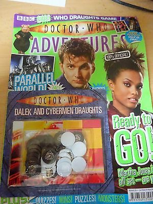 Doctor Who Comic With Free Gifts 2007