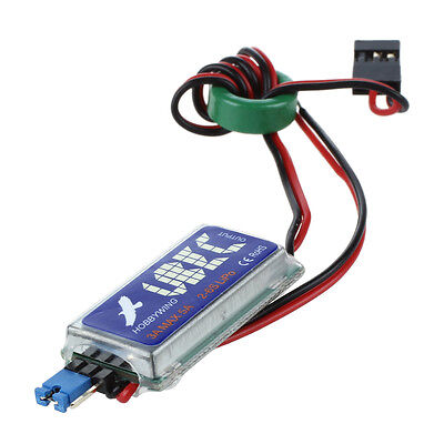 Hobbywing 3A UBEC w/ RF Noise Reduction RC Output BEC Switch Mode for Lipo AD