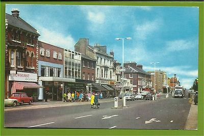 High Street, Dunstable, Bedfordshire postcard. Photo Precision.